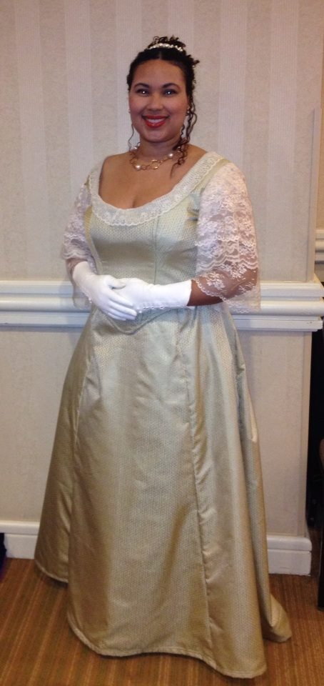 historical costuming - jennifer lindsay