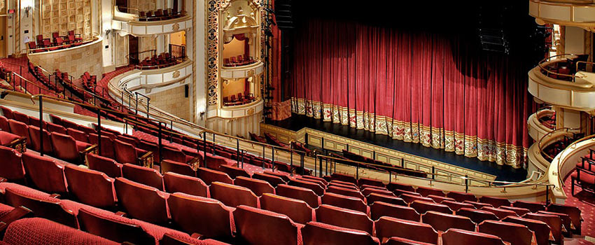 How To Choose The Best Seats For Opera At Granada Theatre Santa Barbara