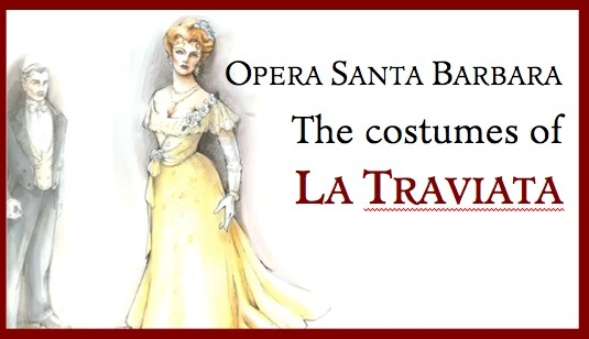OSB Costumes Traviata